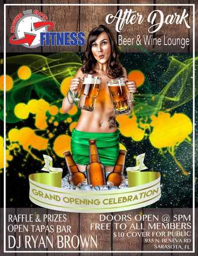 Around The Clock Fitness Sarasota : around, clock, fitness, sarasota, Advertising, Promotions