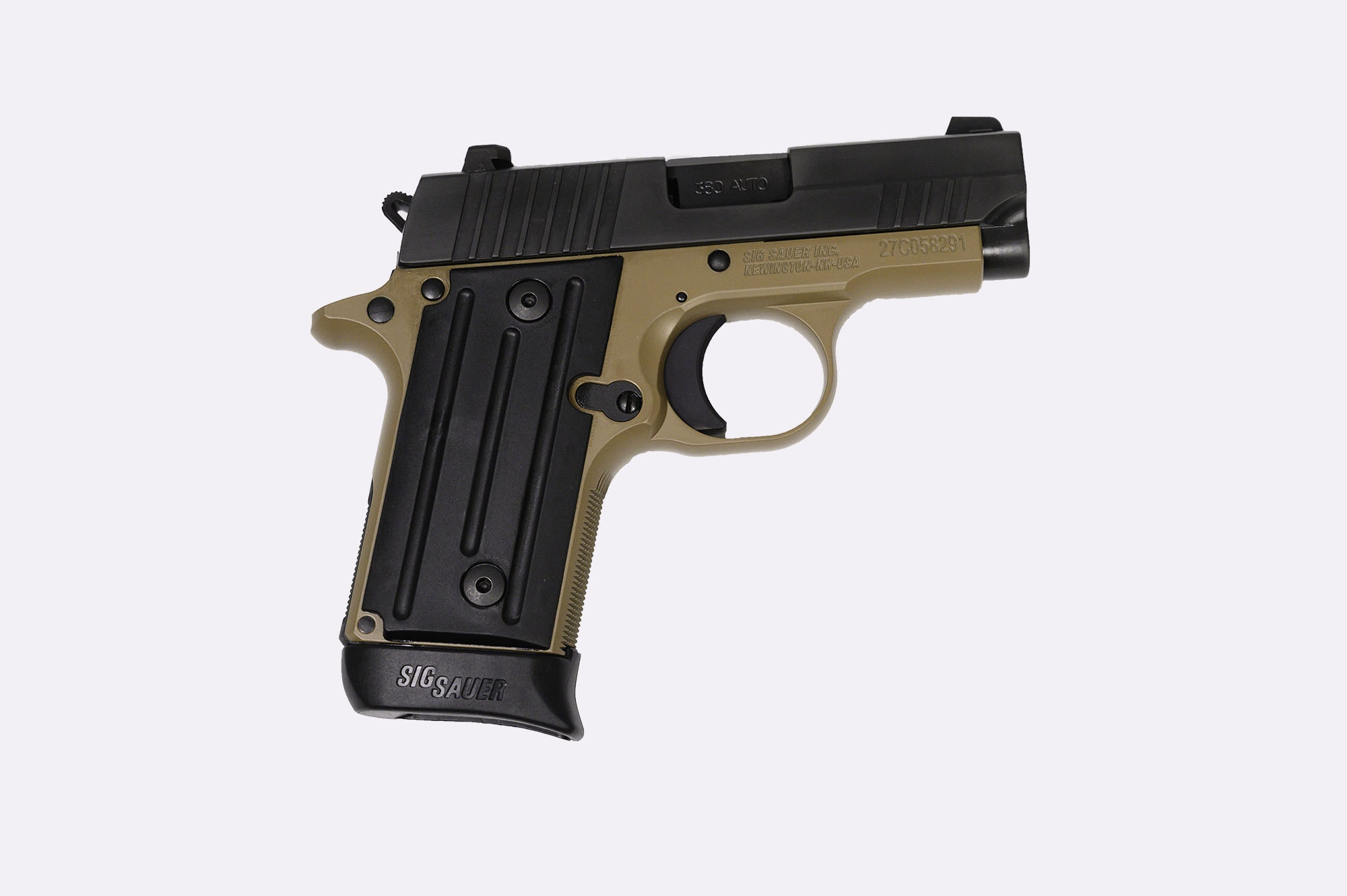 hight resolution of sig sauer p238 copperhead 380acp