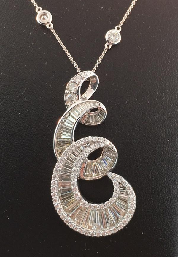 Diamond-pendant-necklace-727-carat-white-gold-pendant-chain-14-carat-3 Dk Gems