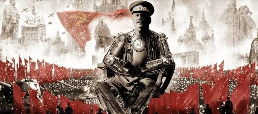 ستالين الرجل الحديدي