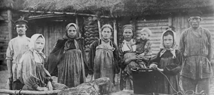 الفقر ستالين