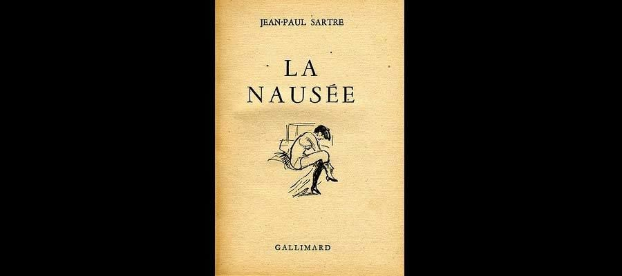 رواية (الغثيان) سارتر
