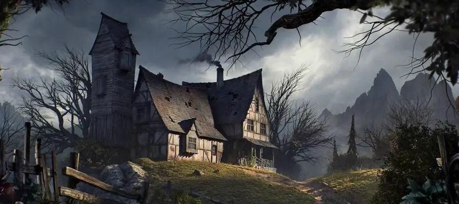 المنزل الفارغ