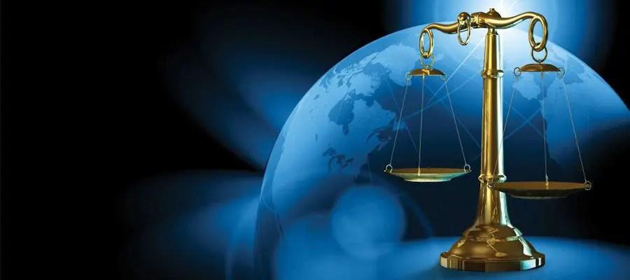 القانون الدولي