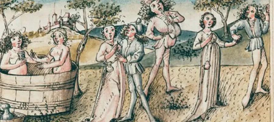 الأوروبيون لم يستحموا في العصور الوسطى