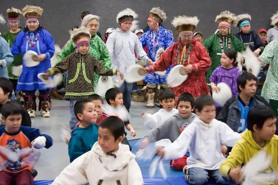 شعب الاسكيمو