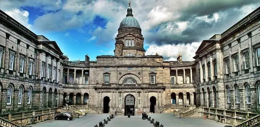 جامعة ادنبره