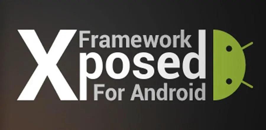 اكسبوزد فريموورك إنستالر XPosed Framework Installer