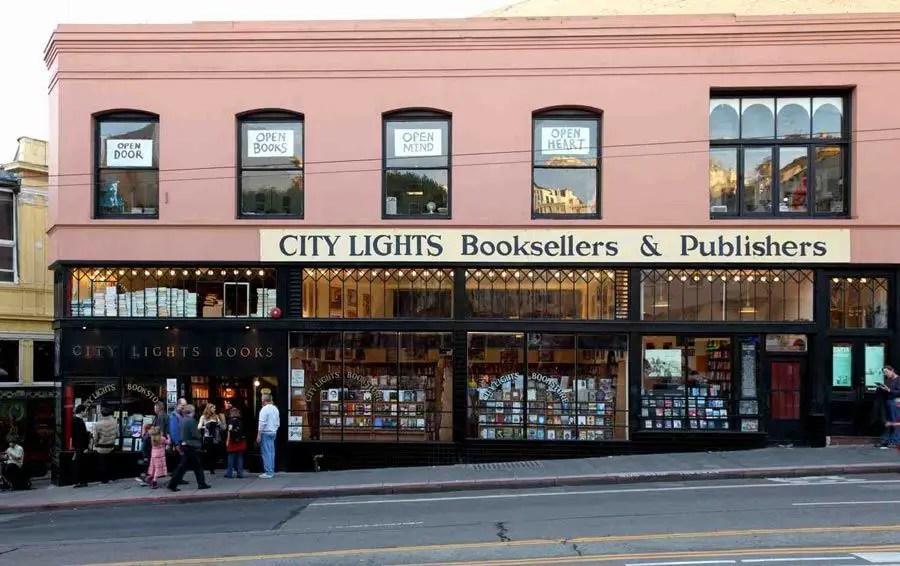 محل أضواء المدينة City Lights