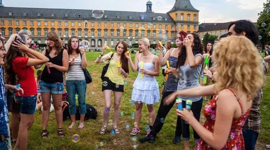 جامعات المانيا