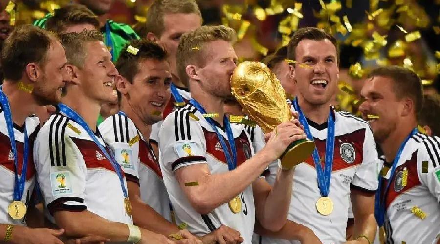 كاس العلم 2014 المانيا