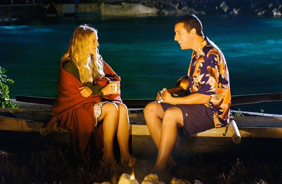 Movie 50 First Dates