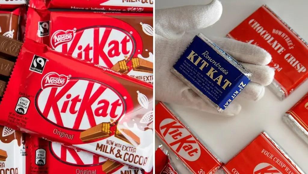 12 صنفا من ماركات الشوكولا بين الماضي والحاضر