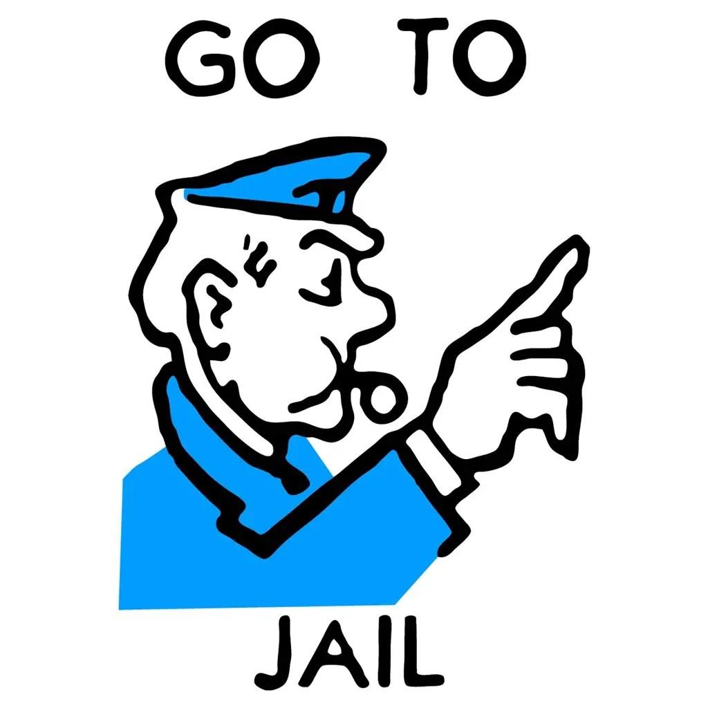 الذهاب إلى السجن