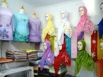 Bisnis Jilbab Muslim