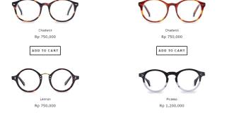 Tempat Jual Kacamata Online Berkualitas