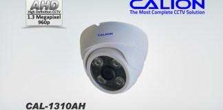 Paket CCTV 4 Kamera Merk Calion CAL-1008AHD + 4pcs CAL-1310AH