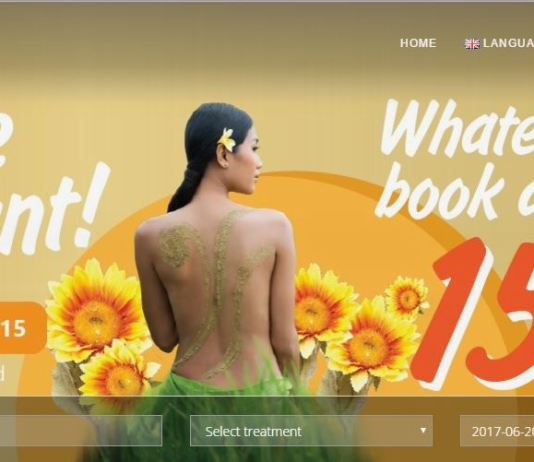 Bali spa booking online