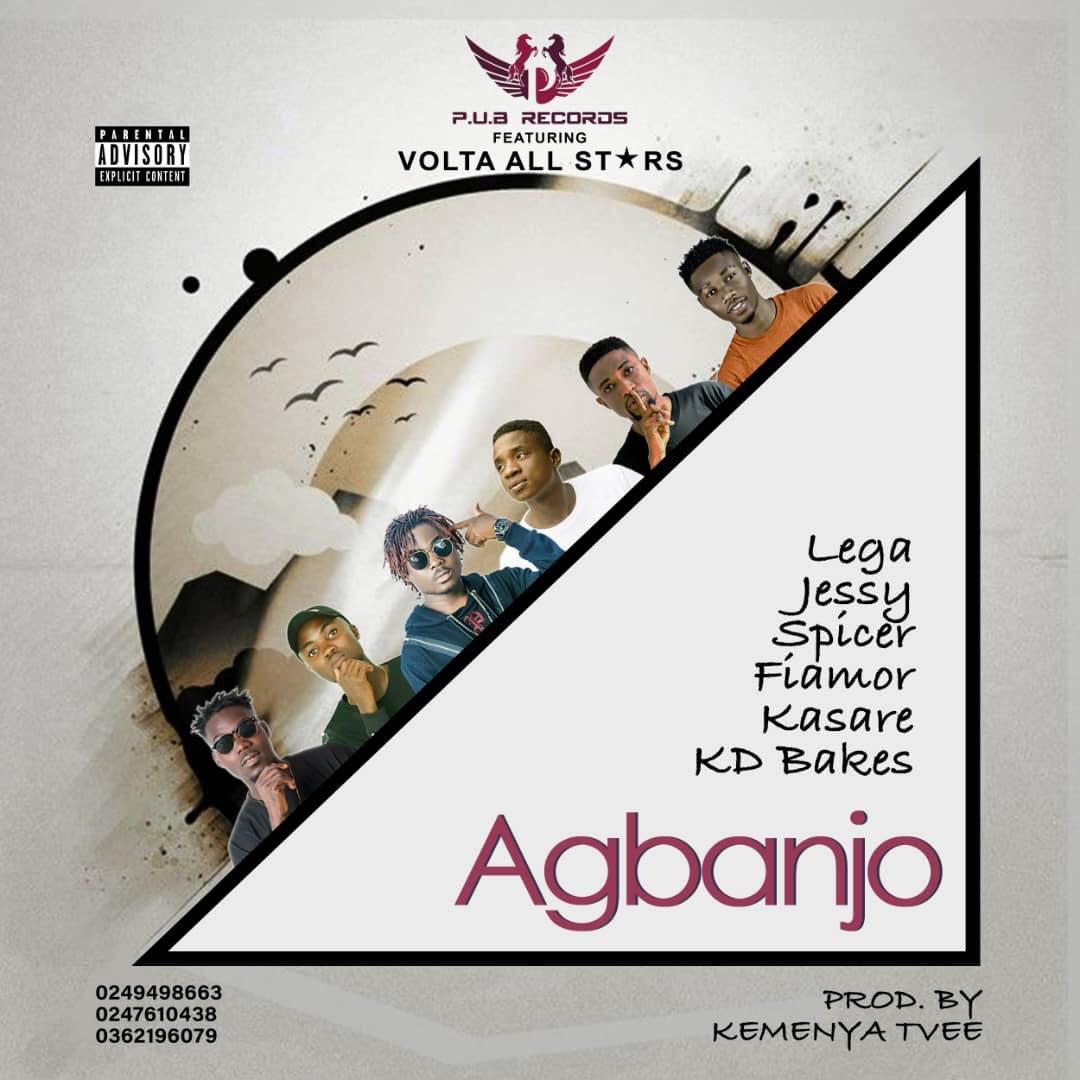 Pub Recordz - Agbanjo ft Spicer X Fiamor X Lega X Kasare X Jessy X KD Bakes (Prod by Kemenya)