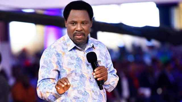 How Prophet T.B Joshua died on his way to hospital Pops up online (Video)