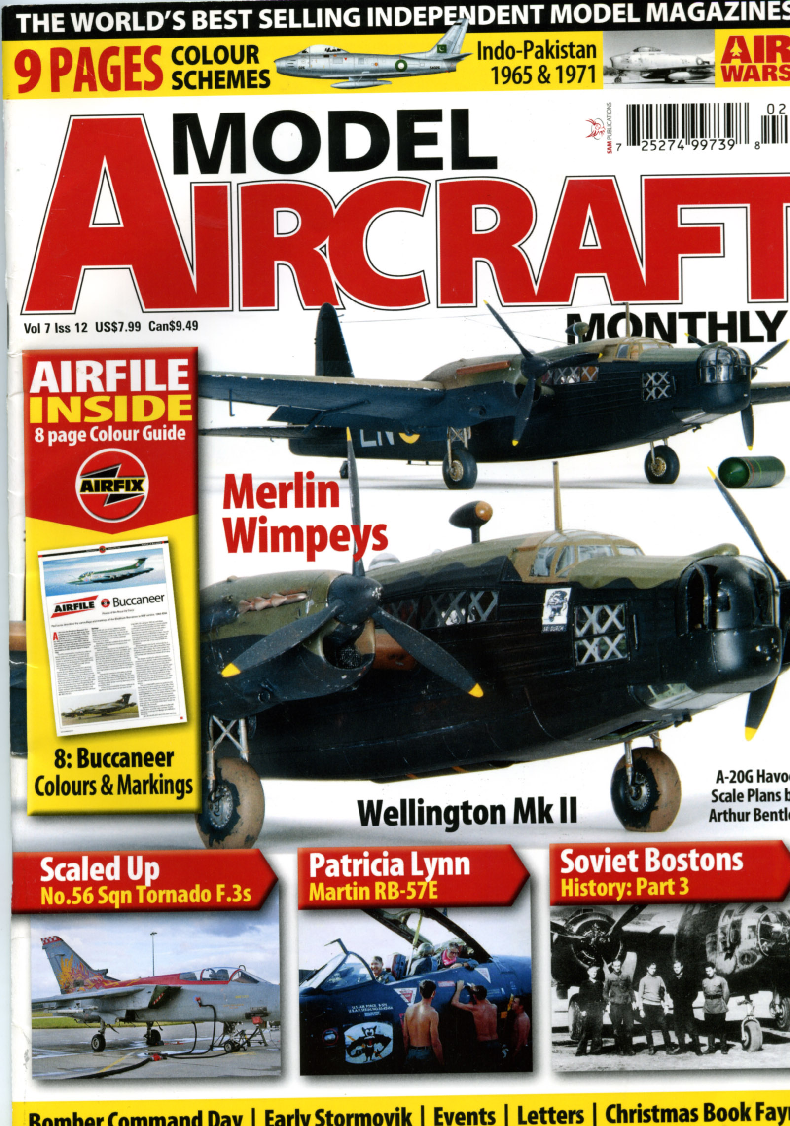 Model Aircraft Monthly 7/12