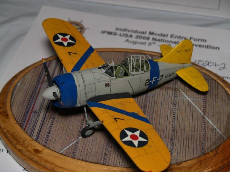 2008 IPMS Nationals (Part 3) 72nd scale aircraft (3/5)
