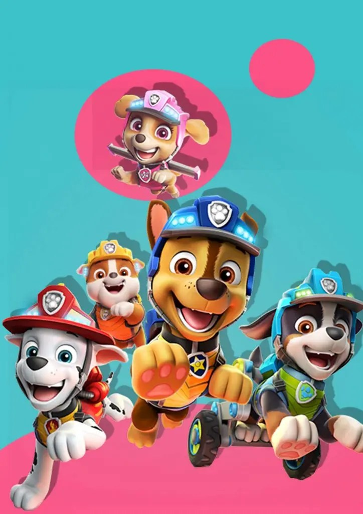 When Does New Paw Patrol Come On : patrol, Patrol, Season, Escaping, Cancellation,, Embracing, Seasons, Movie!, DKODING