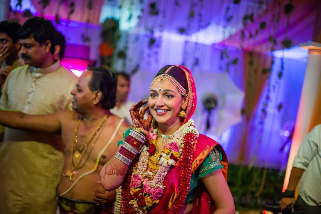Esha Deol Mumbai Isckon Wedding