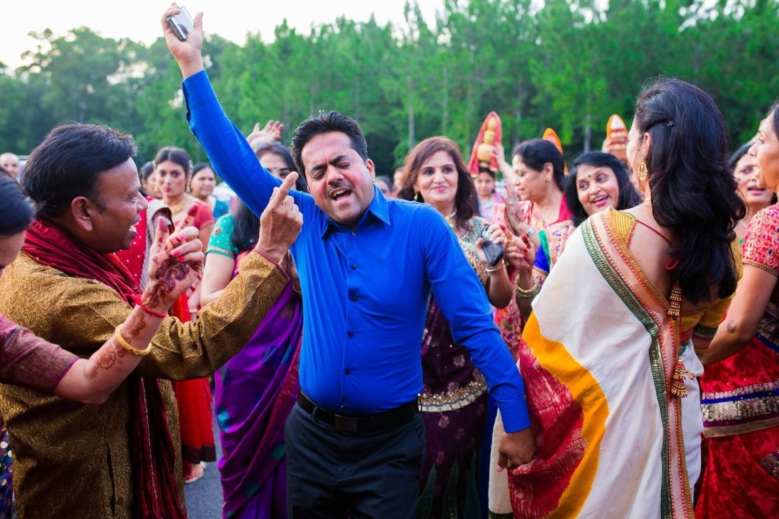 Renaissance World Golf Village Indian Wedding Photographers