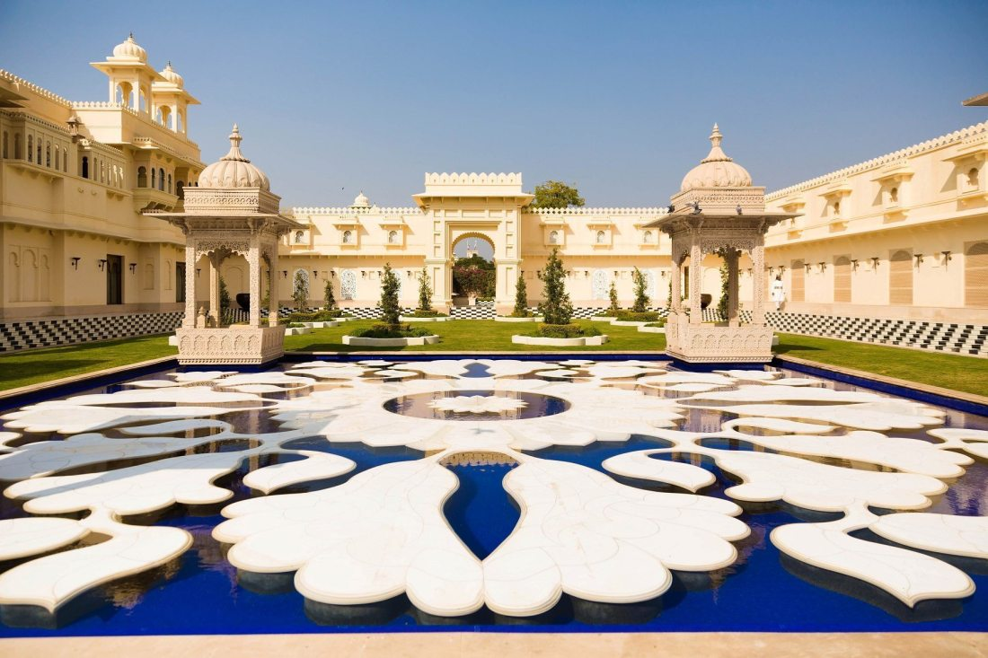Oberoi Udaivilas Udaipur Destination Wedding Photographers