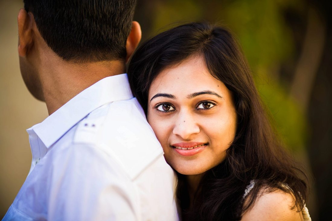 Post wedding Photography session