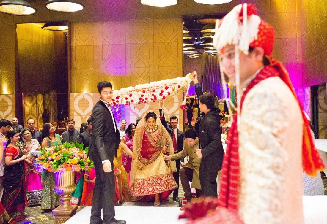 Best Contemporary Wedding Photographer Delhi