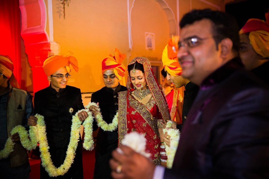 Best Marwadi Destination Wedding Raj Bagh Palace Jaipur