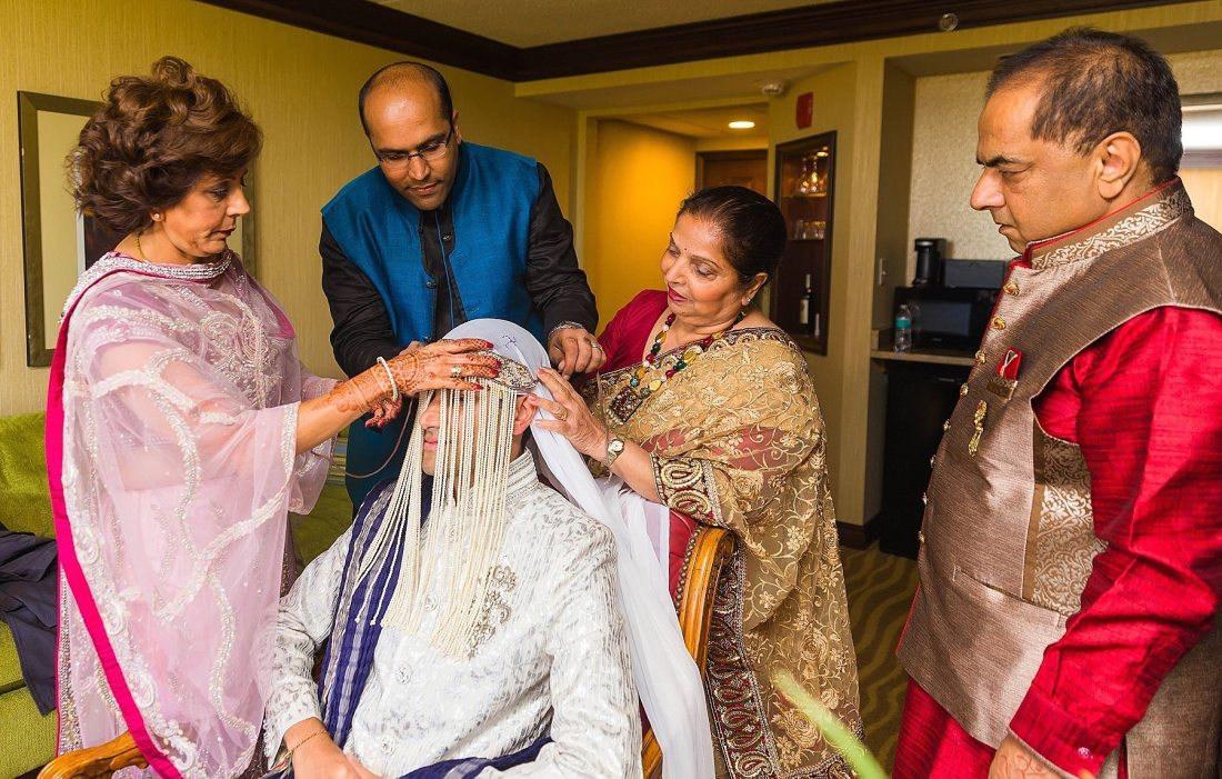 Best Bollywood wedding photographer Michigan