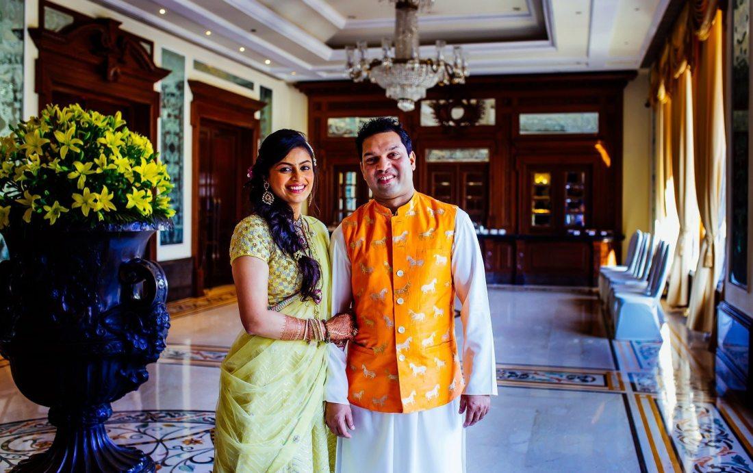 Royal Gujarati Wedding Taj Falaknuma Palace Hyderabad
