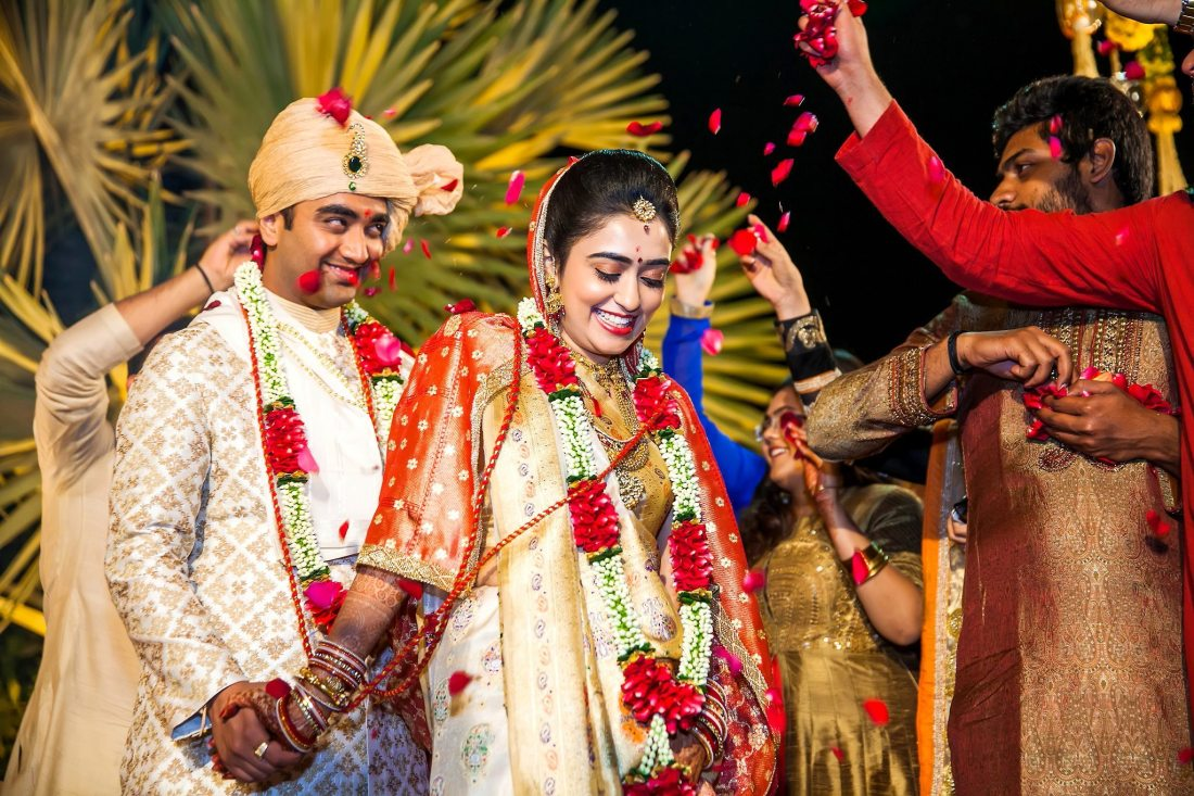Trident Hilton Udaipur Wedding Photography