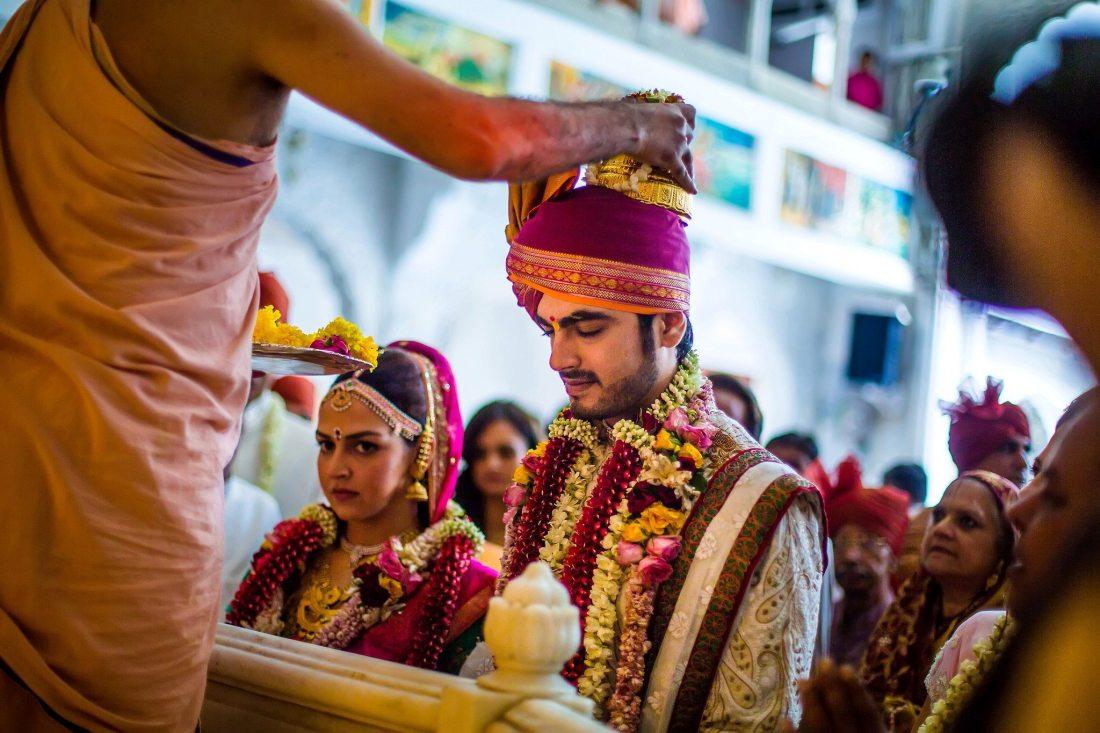 Mumbai Isckon Wedding Photographers