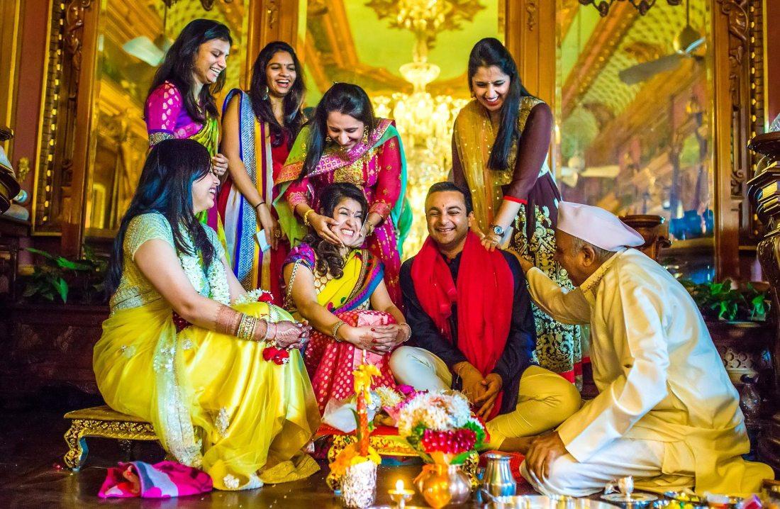 Taj Falaknuma Destination Wedding Photographers