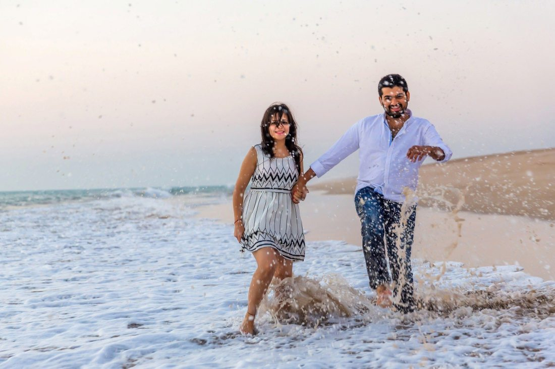 Goa PreWedding Shoot