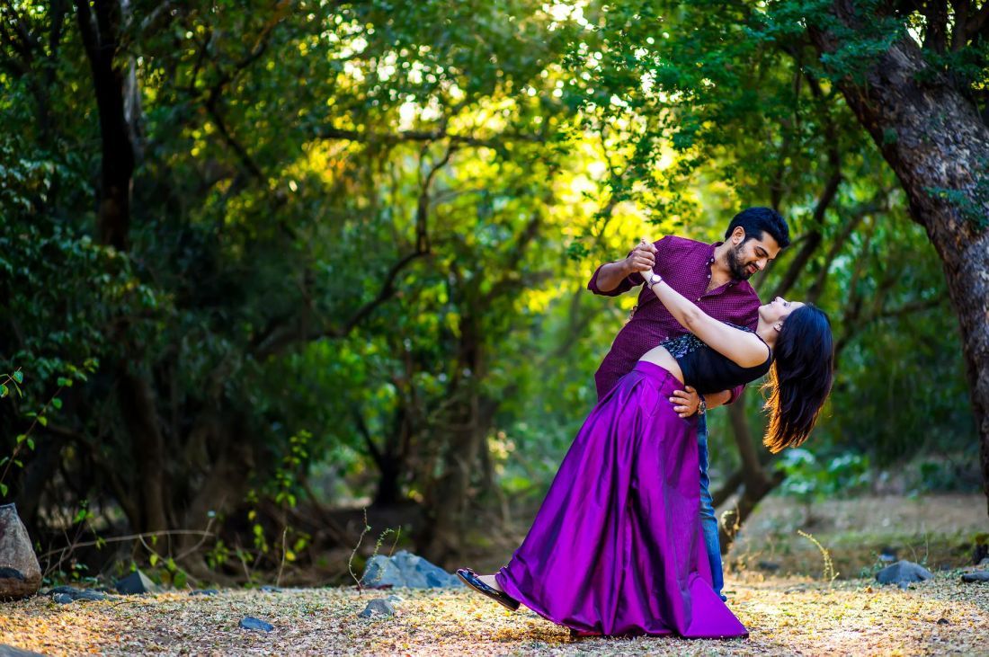 Goa Beach Engagement Shoot