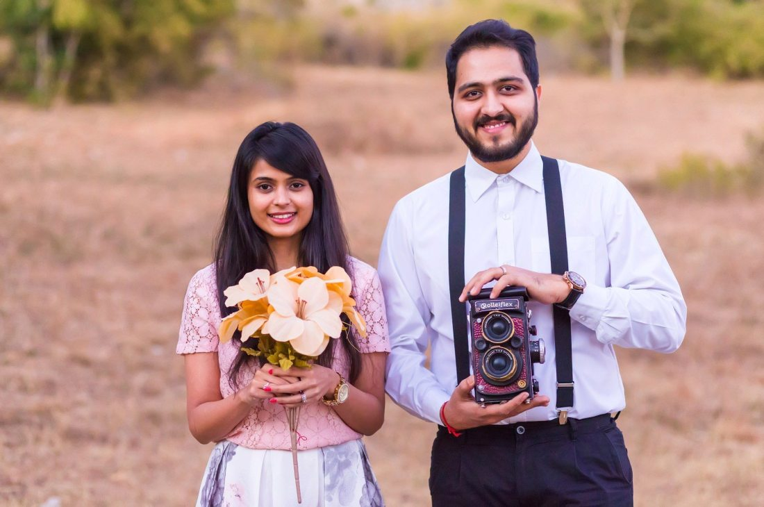 Vintage theme pre wedding photography Jaipur House Mount Abu