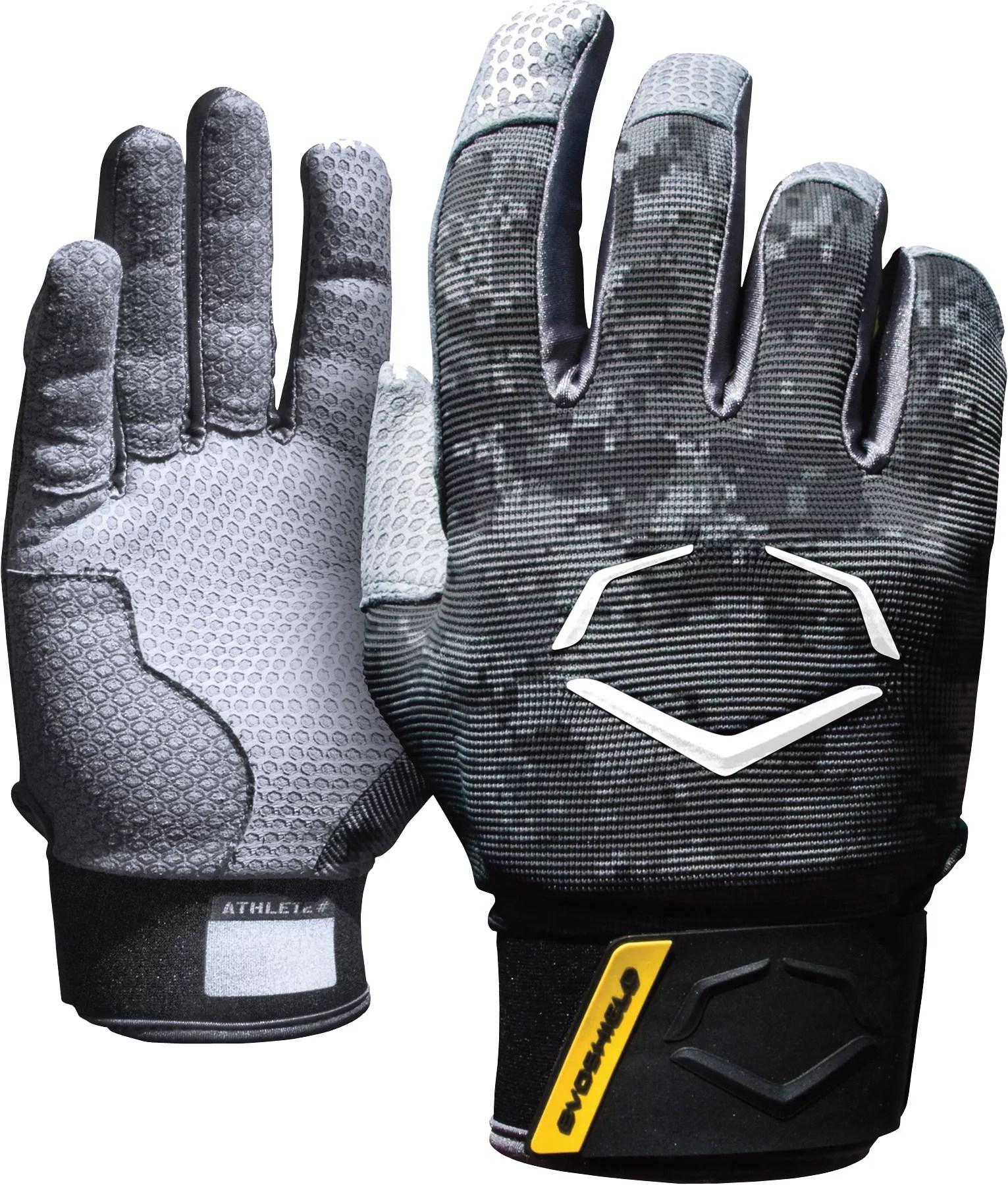 Evoshield adult prostyle protective camo batting gloves noimagefound also dick   rh dickssportinggoods