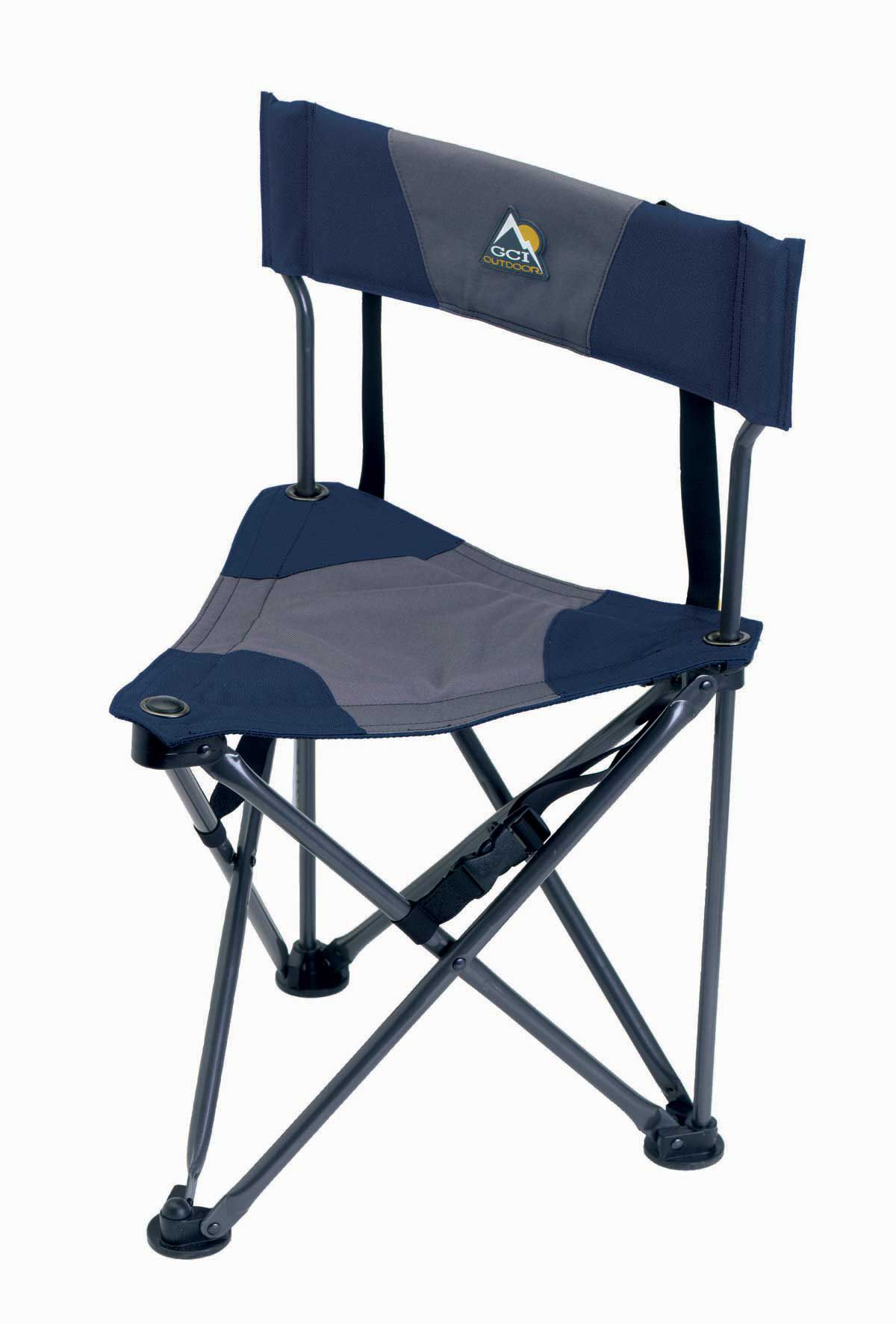 folding chairs outdoor use rolling stool chair gci quik e seat dick s sporting goods 1