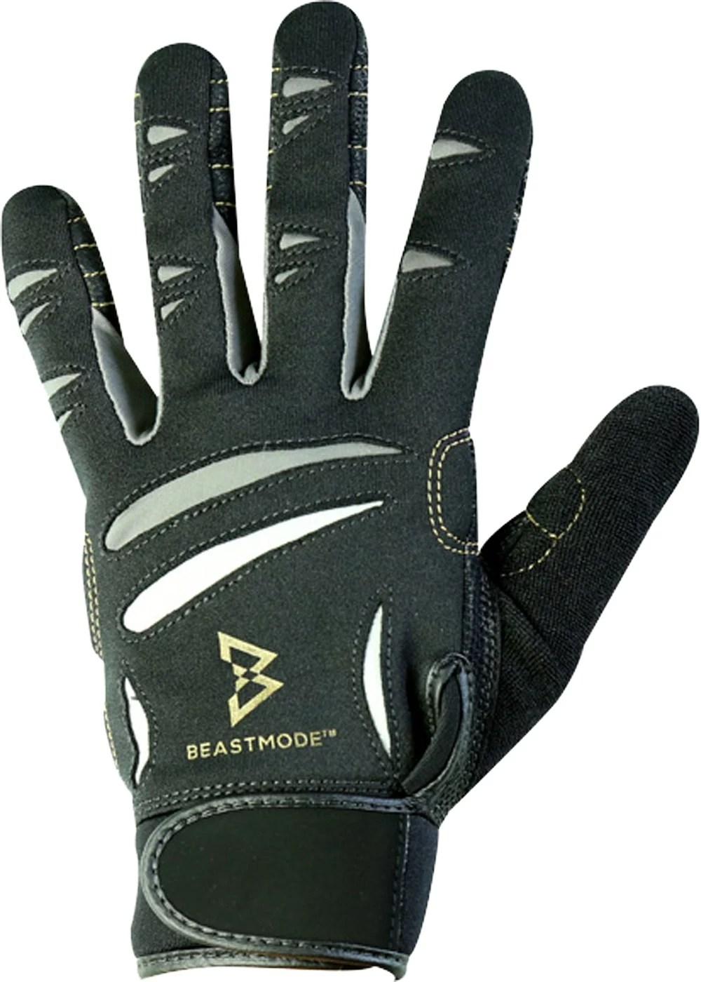 Bionic Women S Beastmode Full Finger Fitness Gloves Dick S Sporting Goods
