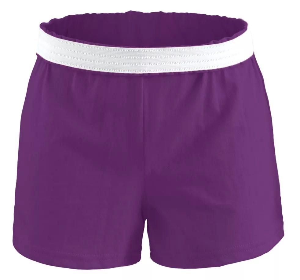 soffe girls cheer shorts
