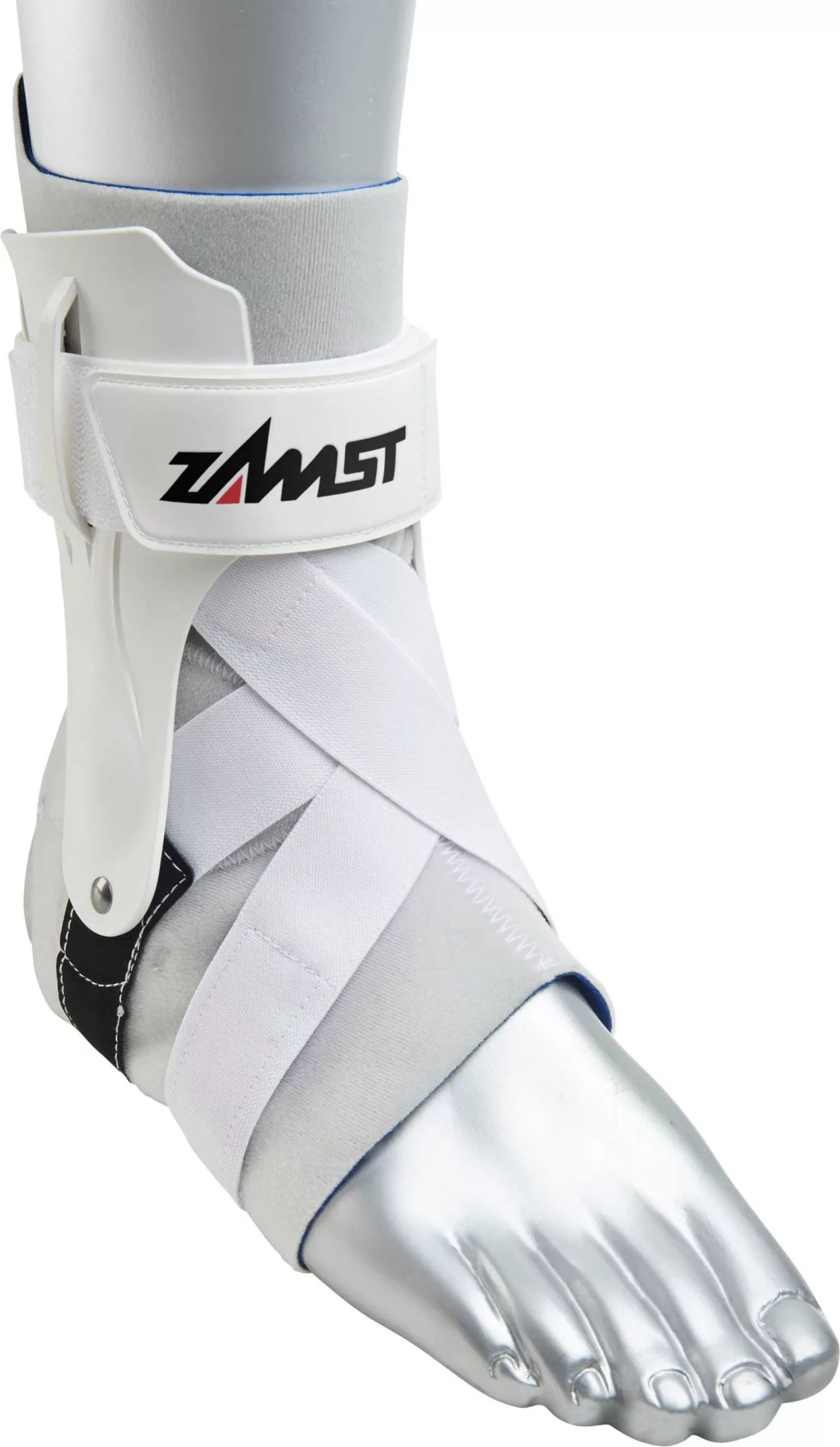 Zamst  dx ankle brace noimagefound previous also dick   sporting goods rh dickssportinggoods