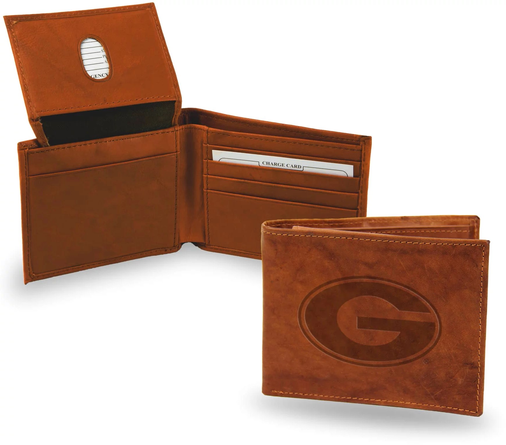 Rico Georgia Bulldogs Embossed Billfold Wallet   DICK'S ...