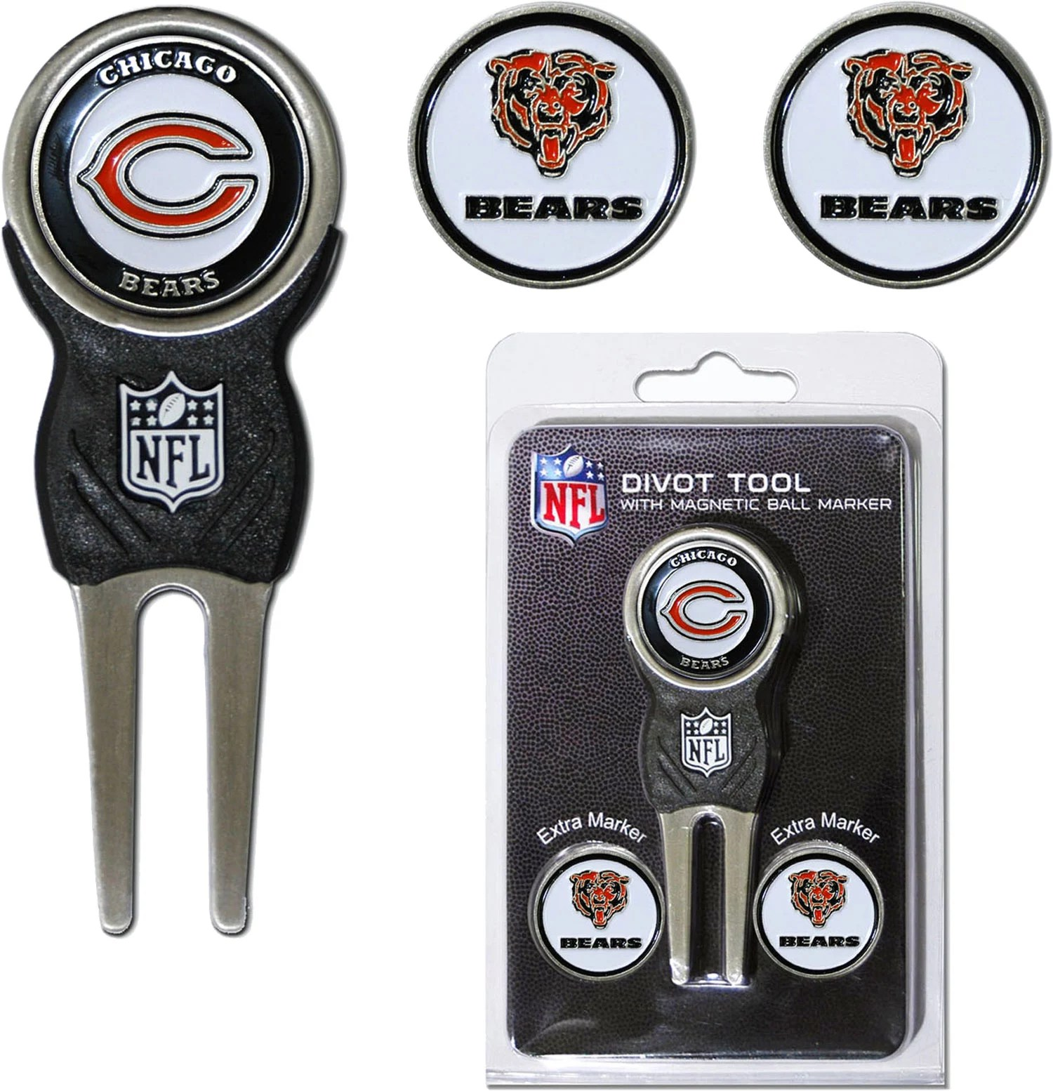 team golf chicago bears