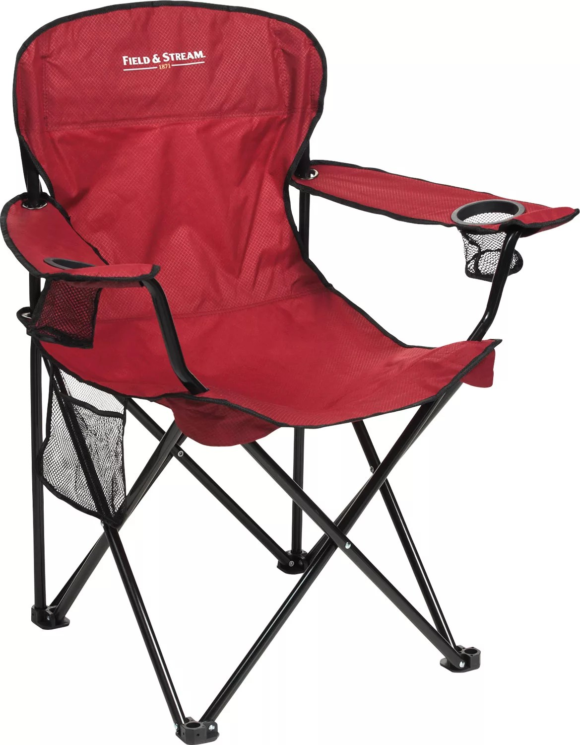 tall fishing chair hanging urban ladder camping chairs folding best price guarantee at dick s product image field stream camp