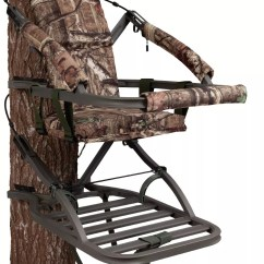 Swivel Chair Tree Stand Med Lift Summit Viper Sd Field Stream Features